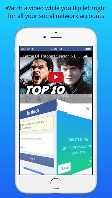 画面スピリット: 一つの画面でマルチタスク screenshot1