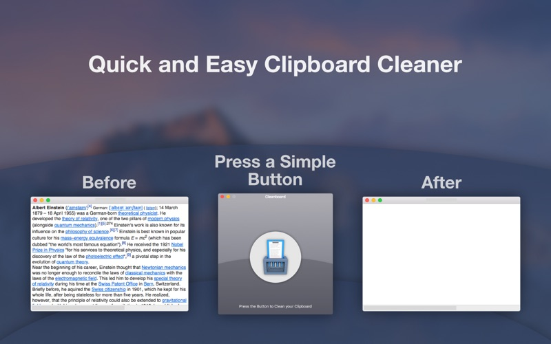 Cleanboard