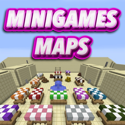 Mini Games Maps for Minecraft - PE Pocket Edition