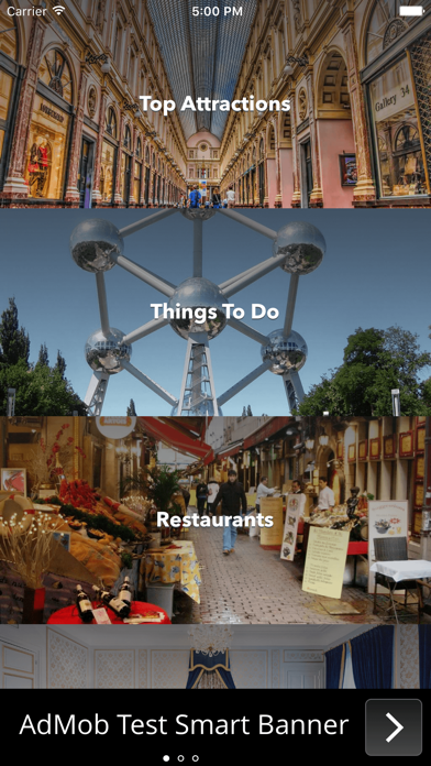 Brussels Travel & Tourism Guide screenshot three