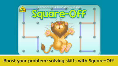 Square-Off - An Educational Game from School Zoneのおすすめ画像1