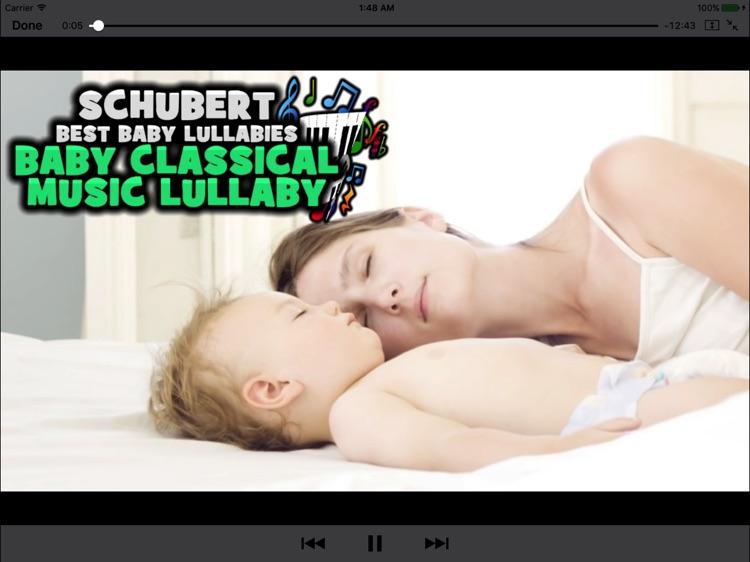 Lullaby Songs for iPad screenshot-3