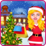 Christmas Supermarket Cash Register