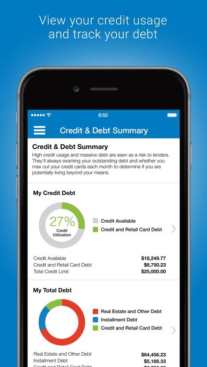 Experian - Credit Report screenshot-3