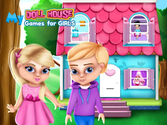 My Doll House Games For Girls Dream Dollhouse App Price Drops