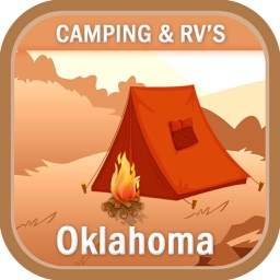 Oklahoma Campgrounds & Hiking Trails Offline Guide