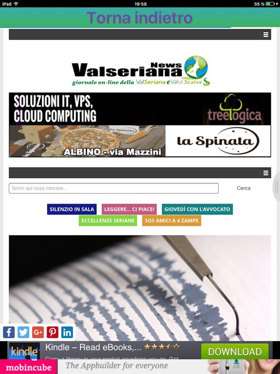 Valseriana News screenshot 4