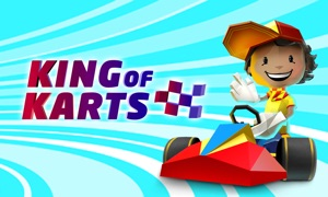 KING OF KARTS: Single- & Multiplayer Battles.