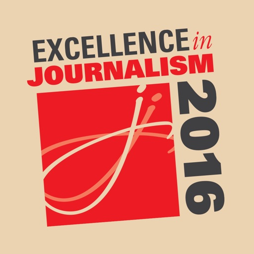 Excellence in Journalism 2016 icon