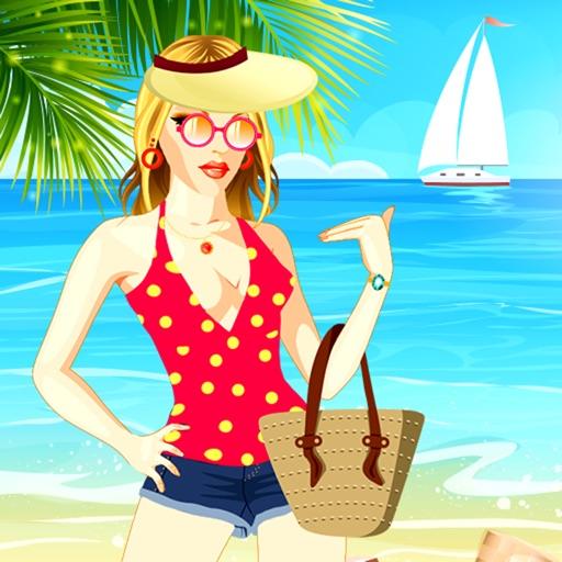 Summer Fashion Dress Up Games iOS App