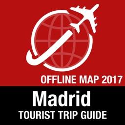 Madrid Tourist Guide + Offline Map