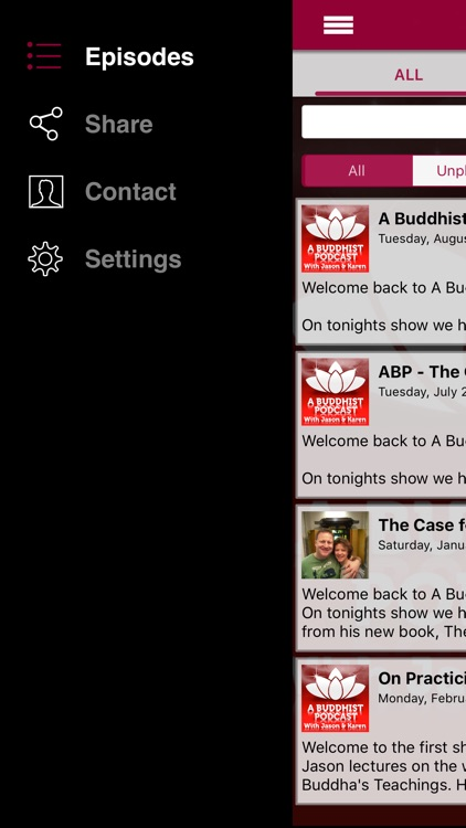 A Buddhist Podcast screenshot-3