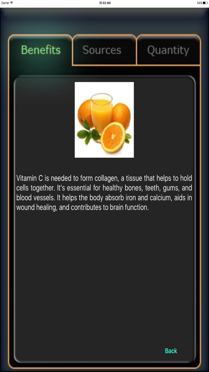 Vitamins - Minerals screenshot-2