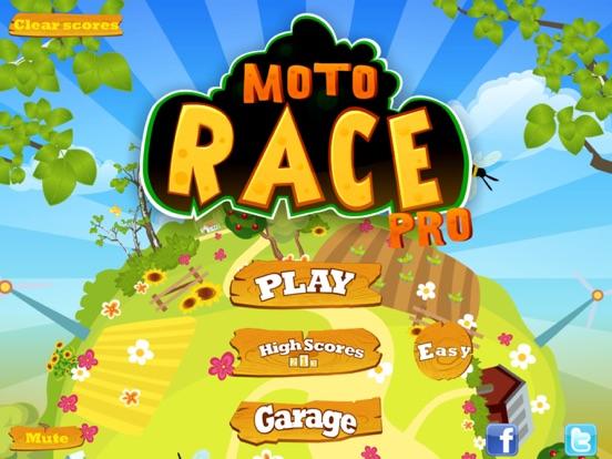 Moto Race Pro на iPad