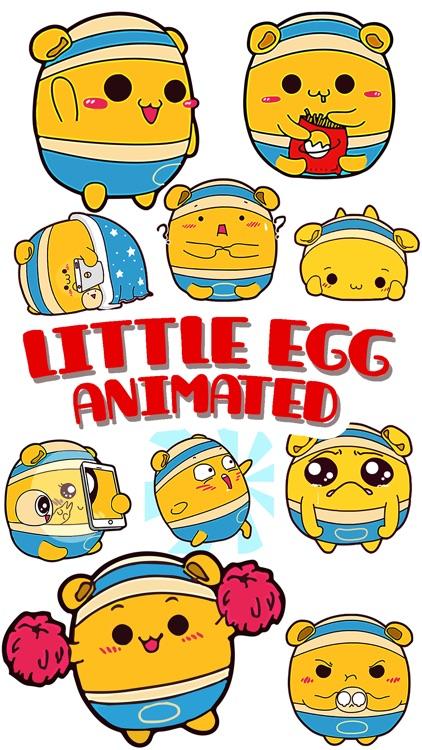 Little Egg Animated
