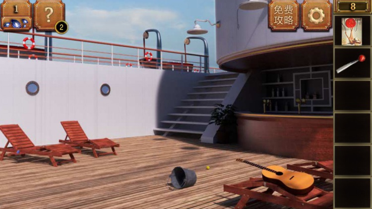 密室逃脱:逃出泰坦尼克号
