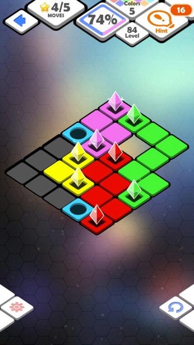Cuby Link : Puzzle screenshot 4