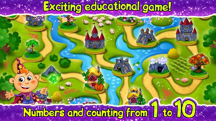 Counting & Numbers. Learning Games For Toddlers screenshot-0