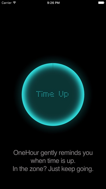 OneHour - Timer for Focus