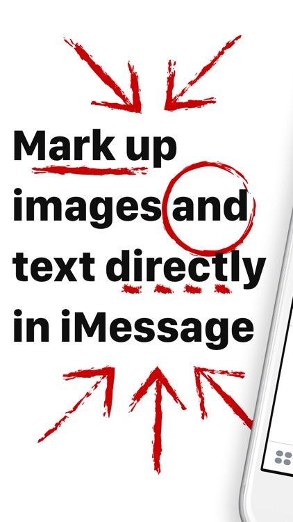 Marker Sticker Pack - Mark Up Images and Text