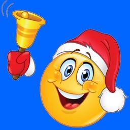 Animated Christmas Smileys