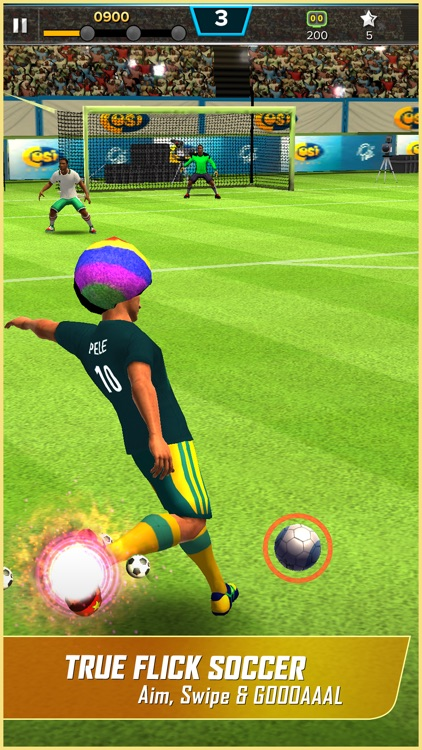 Pelé: Soccer Legend screenshot-0