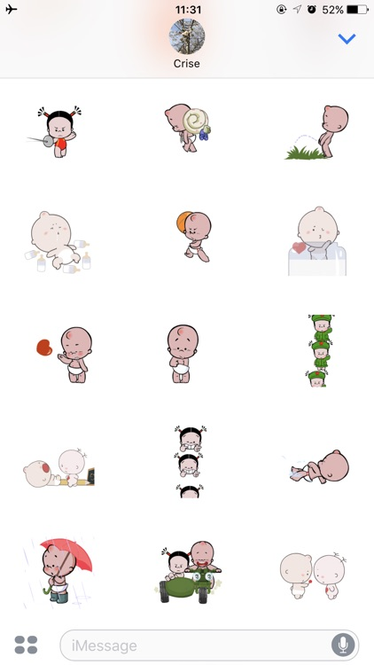 Puckbabymoji screenshot-4