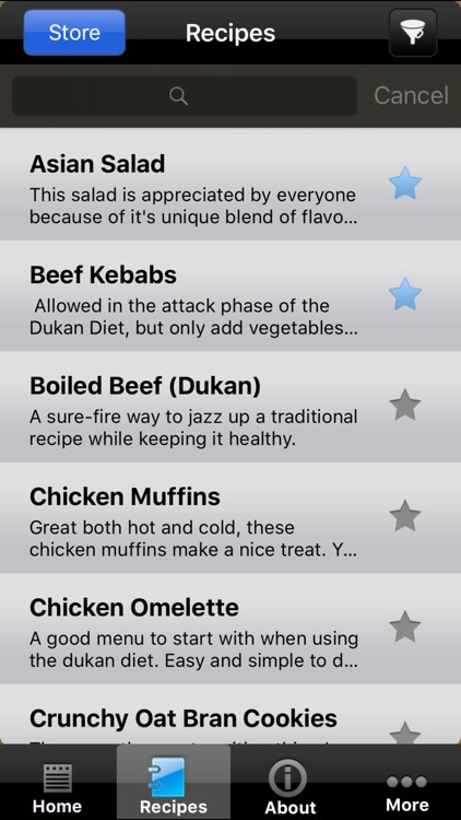Dukan Diet Pro - Recipes to Lose Weight screenshot-4