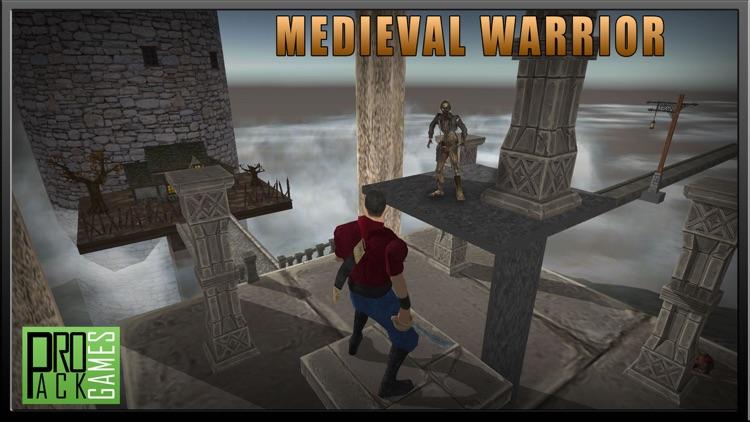 Medieval Warrior Stealth Assassin ( Prison break )