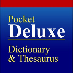 Pocket Deluxe English Dictionary And Thesaurus