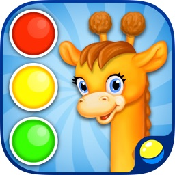 Learn Colors for Kids, Toddlers: Educational Game