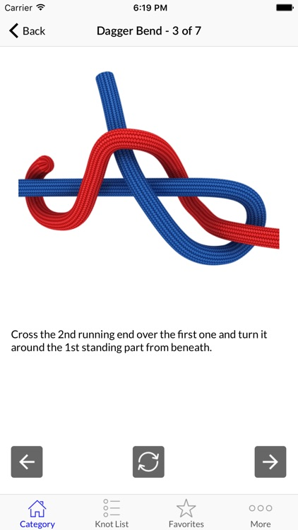 Best 3D Knots - How to Tie Knots screenshot-4