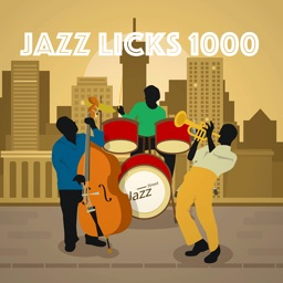 Jazz Licks 1000