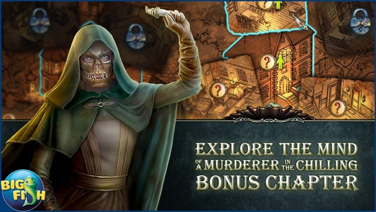 Grim Facade: Monster in Disguise - Hidden Objects screenshot-3