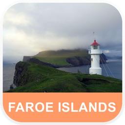 Faroe Islands Offline Map - PLACE STARS