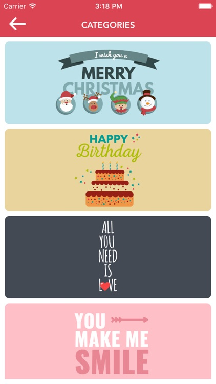 Greeting Cards Maker All Occasions.Cards Gallery.