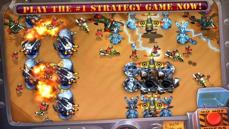 Fieldrunners screenshot-4