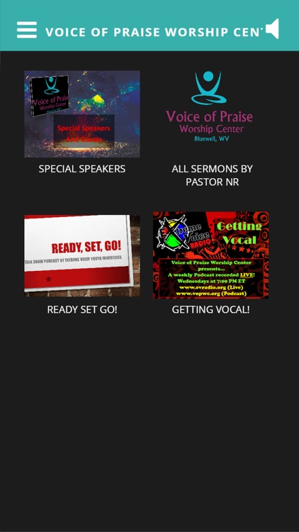 Voice of Praise Worship Center screenshot-3