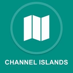 Channel Islands, GB : Offline GPS Navigation