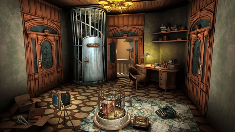 Dreamcage Escape: Two Towers screenshot-0