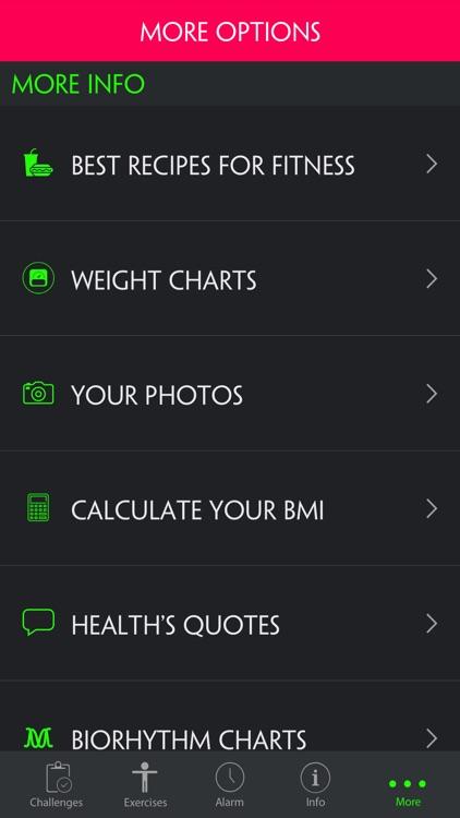 Muscle & Strength Full Body Workout Routine Pro screenshot-4
