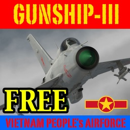 Gunship III - Flight Simulator - VPAF - FREE