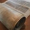 The Lodz Scroll