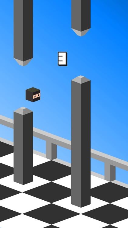 Ninja Jump Challenge (Watch & Phone)