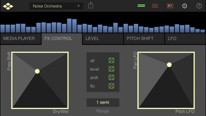 BandShift screenshot 1