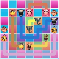 Codes for Animal Pair Connect: Match Puzzle Free Fun Game To Connect Two Animal Pairs without crossing two lines Hack