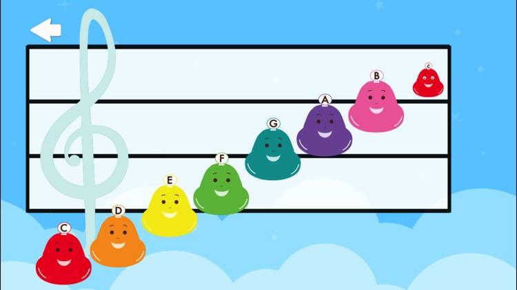 PsP Bells: Kids Instrument App screenshot-3