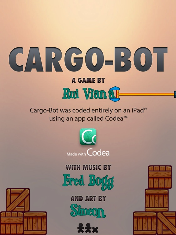 Cargo-Bot screenshot-4