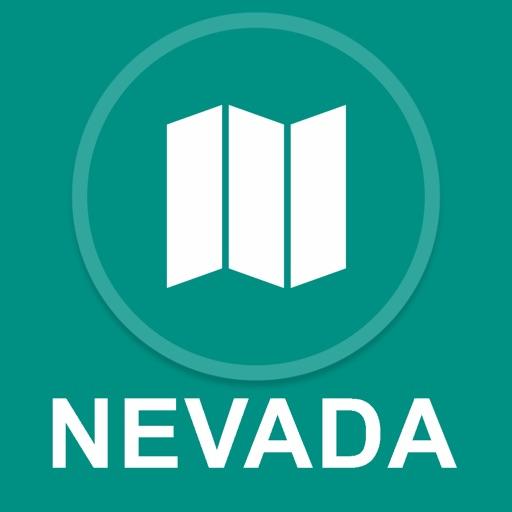 Nevada, USA : Offline GPS Navigation