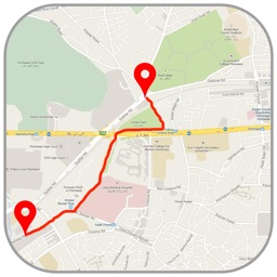 GPS Tracks Routes